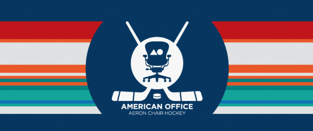 American Office Aeron Hockey is Back!