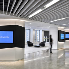Check out Office Snapshot's feature on one of our projects, The Washington Post Headquarters in Washington, D.C.