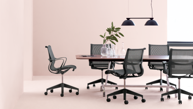We're Proud of Our Over 50 Year History with Herman Miller