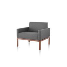 Wood Base Lounge Seating thumbnail 1