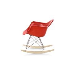 Eames Molded Fiberglass Chairs thumbnail 2