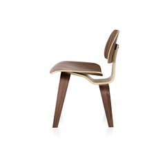 Eames Molded Plywood Chairs thumbnail 3