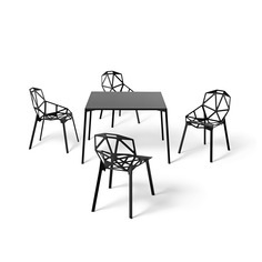 Magis Table_One Outdoor thumbnail 1